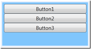 How to use different layout containers in WPF
